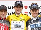 Andy Schleck, ganador vuelta Suiza