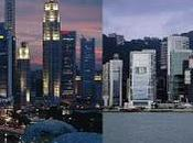 Comparando singapur hong kong