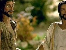 amistad familiar entre Jesús Juan Bautista
