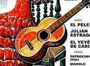 inclemencias meteorólogicas impiden celebración Festival Flamenco Pedro.