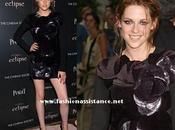"""looks Kristen Stewart gira presentación """"Eclipse"""""""