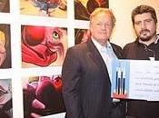 Manuel Mathar ganador concurso Arcos Dorados Pintura Latinoamericana Edición