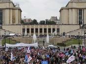 Nueva manifestación contra Matrimonio Igualitario París