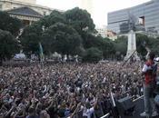 Manifestación religiosa contra Matrimonio Igualitario Brasil