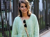Green Peplum