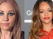 """Amanda Bynes Rihanna: """"Chris Brown pegó bonita"""""""