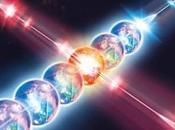 Físicos logran entrelazar partículas través tiempo