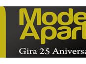 Modestia Aparte celebran aniversario Madrid