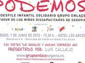 Desfile Infanil Solidario Grupo Enlace: Entre todos podemos
