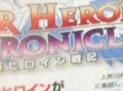 Namco Bandai anuncia Super Heroine Chronicle, Robot Wars chicas anime