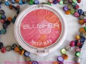 Spring Flower Blusher Review Swatches