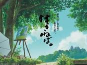 Cuatro posters Kaze Tachinu, nuevo Miyazaki