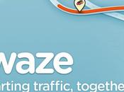 Waze actualiza versión navegación directa eventos Facebook