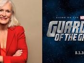 Glenn Close estará 'Guardians Galaxy'