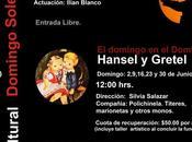 Cartelera Teatro Domingo Soler Acapulco Junio 2013