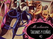 colección TACONES CUÑAS