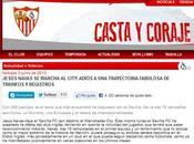 Sevilla confirma fichaje Jesús Navas Manchester City