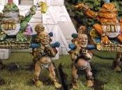 Goblin Lee's Miniatures Blog. whole Slann Army. This update