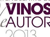 Encuentro Vinos Autor 2013