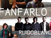 Velada indie Teatro Circo Price Fanfarlo, Ruidoblanco Migrain