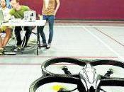 Consiguen hacer volar helicóptero remoto mediante control mental