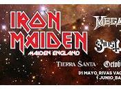 SONISPHERE SPAIN 2013, RIVAS VACIAMADRID, MAYO (Prologo)