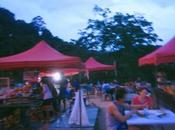 Kuala Lumpur: para tener cena lujo