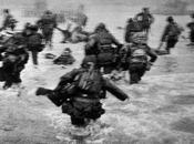 desembarco Normandía visto cámara Robert Capa