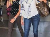 Reese Witherspoon hija cada parecidas