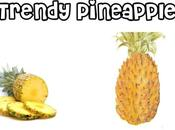 Trendy Pineapple