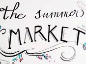 Planes para este semana: summer market Shops
