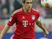 Fútbol Lahm: Guardiola hará fuertes