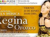 Concierto Regina Orozco Copacabana Boletos Gratis