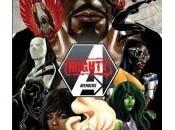 Presentada oficialmente nueva serie Mighty Avengers