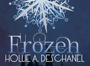 Frozen Hollie Deschanel