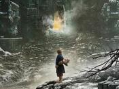 Primer póster para Hobbit: Desolación Smaug'