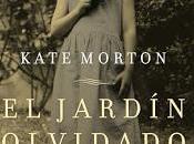 jardín olvidado Kate Morton