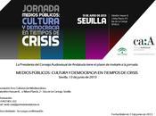 Participación marroquí jornada Consejo Audiovisual Andalucía