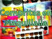 Compritas Maquillalia [Sleek MUA]