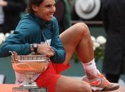 Rafa Nadal gana Roland Garros 2013. estilo estado puro