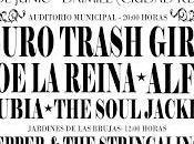 Cartel completo Granja Festival 2013