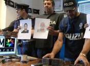 policía italiana descubre lingotes Hachís logotipo televisión marroquí