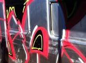 guerra Milán graffitis