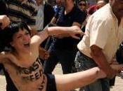 Tres activistas Femen condenadas cuatro meses cárcel Túnez
