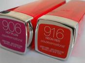 Labial rojo mañana Color Sensational