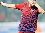Raul Rusescu nuevo jugador Sevilla