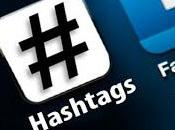 ventajas indiscutibles #hashtags Facebook