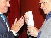 Miguel Narros recibe Premio Fuente Castalia Festival Clásicos Alcalá