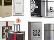 Perfumes masculinos Carolina Herrera..