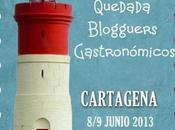 Quedada bloguers gastronomicos cartagena (murcia)